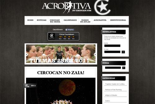 Blog Acrobativa