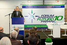 Encontro com Candidatos ao Governo do Paraná