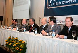 IX Congresso Paranaense de Direito Administrativo