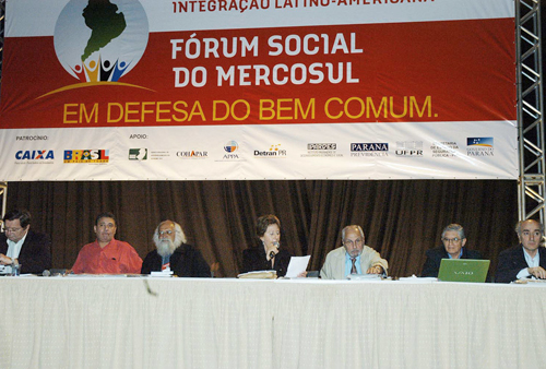 Fórum Social do Mercosul
