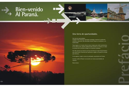 Folder Paraná
