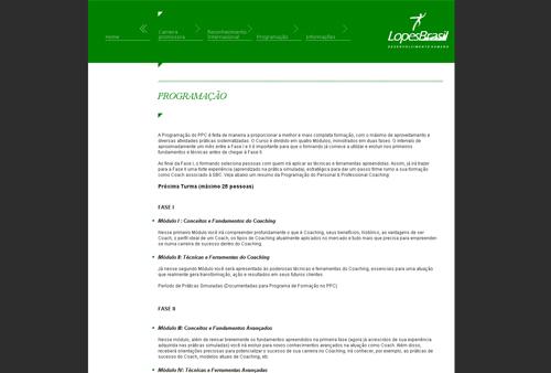 Site Lopes Brasil