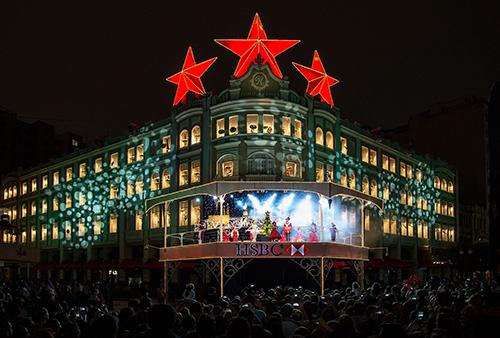 Natal Palácio Avenida