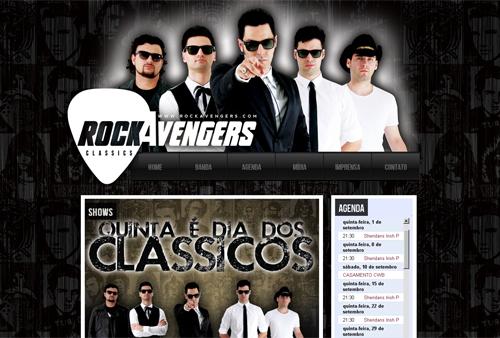 Site Rock Avengers